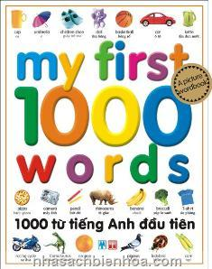 1000 từ tiếng Anh đầu tiên-My first 1000 words