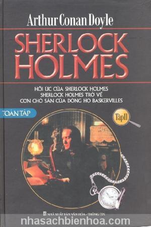 Sherlock Holmes - Tập 2