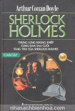 Sherlock Holmes - Tp 3