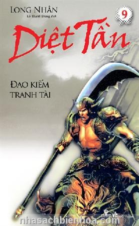 Diệt Tần 9- Đao kiếm tranh tài