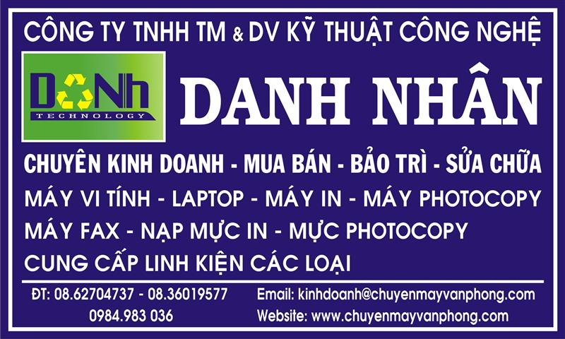 cng ty danh nhn 