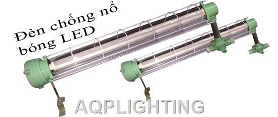 Đèn chống nổ led 1m2 đơn 1x18W
