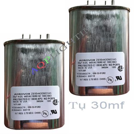 Tụ điện 30mf - AEROVOX