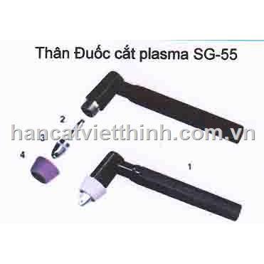Đầu súng plasma g55