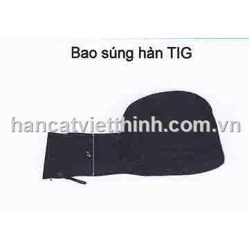 Áo vải bảo vệ súng hàn