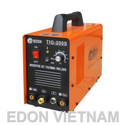 MÁY HÀN TIG 200S (TIG/QUE) EDON  MAY HAN TIG 200S (TIG/QUE) EDON