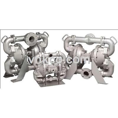 BƠM MÀNG HIỆU SANDPIPER - Flap Valve Metallic Pumps