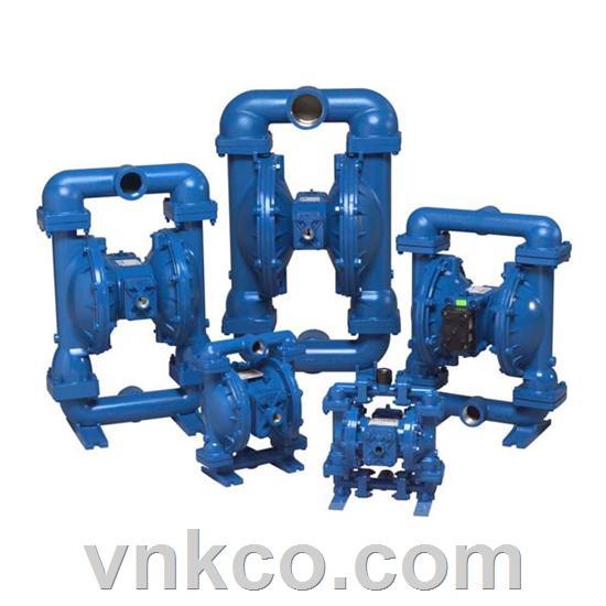 BƠM MÀNG HIỆU SANDPIPER - Standard Duty Metallic Pumps - Series S05,S1F,S15,S20,S30