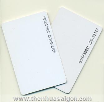 Thẻ Cảm ứng Proximity 125Khz ( 0.76 mm)