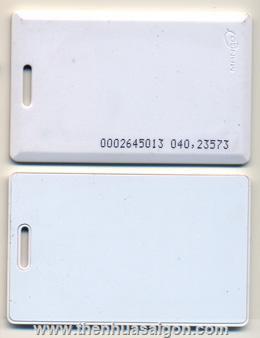 Thẻ Cảm ứng dày Proximity 125Khz ( 1.8 mm)
