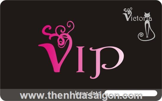 Thẻ Vip 8  The Vip 8