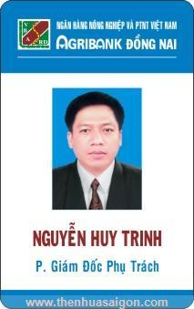 H - Thẻ Nhân Viên 1