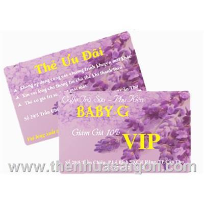 Thẻ VIP 02