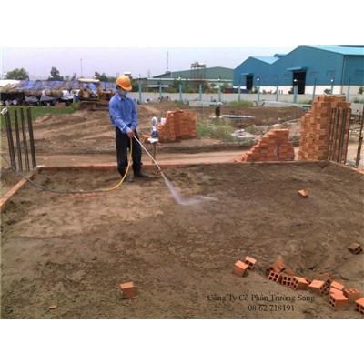 Mục đích của công việc phòng mối cho công trình xây dựng