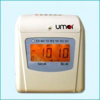 Máy chấm công thẻ giấy UMEI NE-6000  May cham cong the giay UMEI NE-6000
