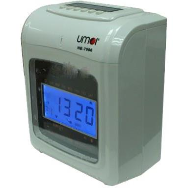 Máy chấm công thẻ giấy UMEI NE-7000