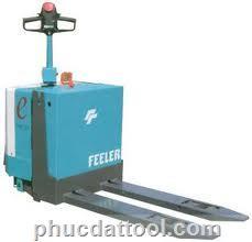 Xe nâng điện- Full electric pallet truck