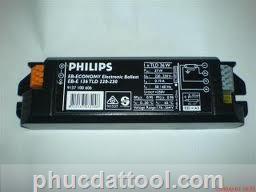 Tăng phô điện tử Philips - Philips electronic ballast