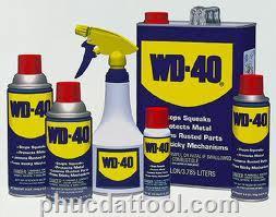 Dầu bôi trơn đa dụng - Lubricant WD-40