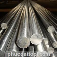 sắt thép cây - Round bar steel