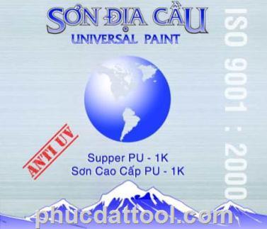 Sơn PU cao cấp - Polyurethane paint