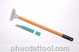 sủi cán dài - Long handle scraper