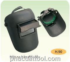 Mặt nạ hàn đội đầu - Safety face shield