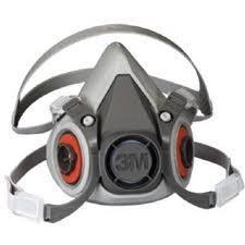 Mặt nạ phòng độc - Gas & Vapor Respirator