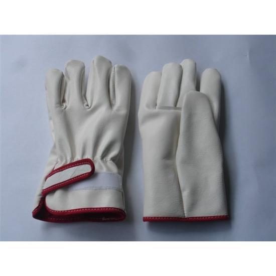 Găng tay hàn da heo - Welding Gloves