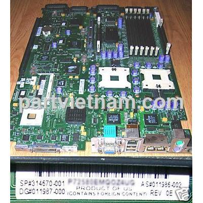 Mainboard HP Proliant DL380 G3 , P/N: 314670-001
