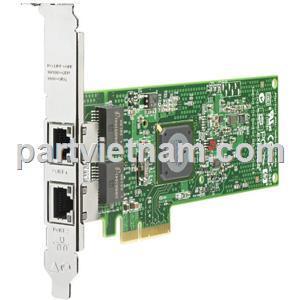 HP NC382T PCI-e Dual port Gigabit Server Adapter,P/N: 458491-001, 453055-001 458492-B21