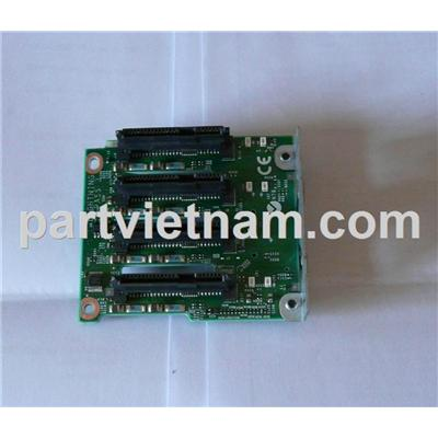 IBM HOT SWAP SAS / SATA BACKPLANE BOARD X3400 X3500 X3650 M2 / M3 FRU: 43V7070