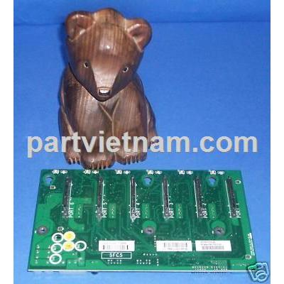 HP Backplane HDD Sata Hotswap 373012-001 370762-001