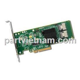 Dell PERC H310 Integrated RAID Controller, Full Height (for R220)