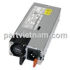 System x 550W High Efficiency Platinum AC Power Supply