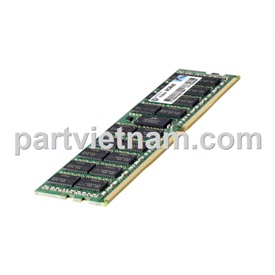 HP 16GB (1x16GB) Single Rank x4 DDR4-2400 CAS-17-17-17 Registered Memory Kit