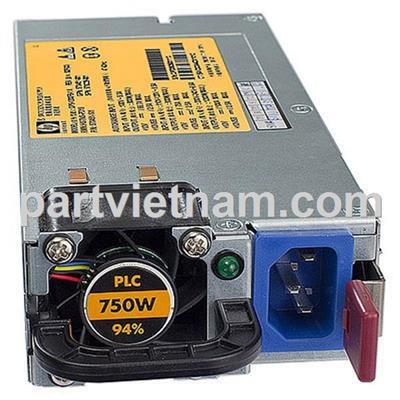 HP 750W Common Slot Platinum Hot Plug Power Supply Kit