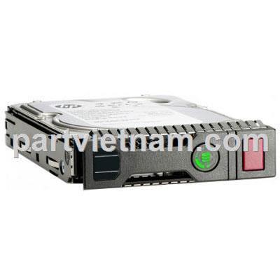 HP 500GB 6G SAS 7.2K rpm SFF (2.5-inch) SC Midline 1yr Warranty Hard Drive