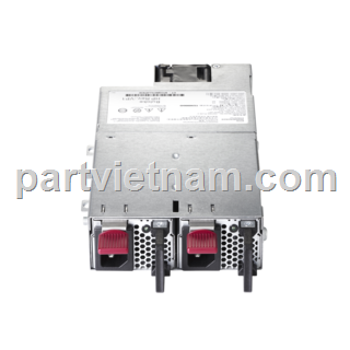 HPE 900W AC 240VDC Redundant Power Supply Kit