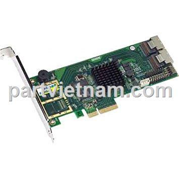 HP Smart Array P420/1GB FBWC 6Gb 2-ports Int SAS Controller