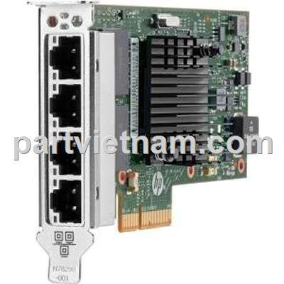HPE Ethernet 1Gb 4-port 366T Adapter