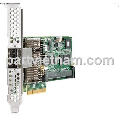 HP Smart Array P440/4GB FBWC 12Gb 1-port Int FIO SAS Controller