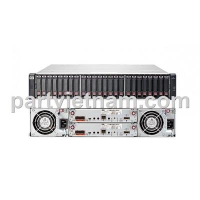 HP MSA 1040 2-port 1GbE iSCSI Dual Controller SFF Storage