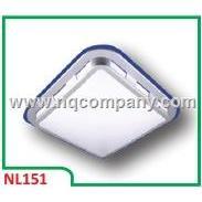 Đèn ốp trần vuông LED NL151