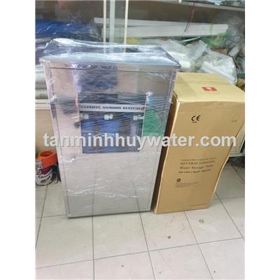 Máy tinh khiết loại 30-45-60-90 lít có tủ Inox