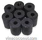 Coconut shell charcoal  Coconut shell charcoal
