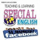 SPECIAL ENGLISH TRÊN FACEBOOK