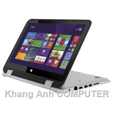 HP Pavilion 13 x360 - Core i3-4030U. Màn hình cảm ứng 13.3 Inch. Lật 360 độ (Sliver)
