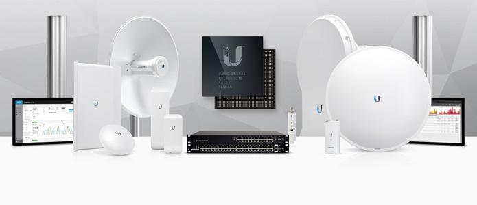 UBiQUiTi Network kết hợp hoàn hảo rộng