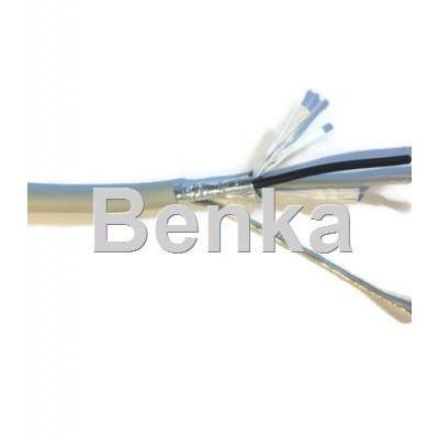 Cáp tín hiệu chống nhiễu Benka , chứng nhận UL của Mỹ, p/n 1771218, 1771222... - cáp Benka cable